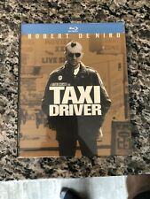 Taxi Driver (Blu-ray Disc, 2011, SteelBook. Sealed. Rare)