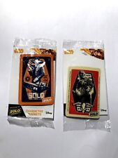 SOLO- A STAR WARS STORY - CHARACTER MAGNET TWIN PACK - RENAULT PROMO