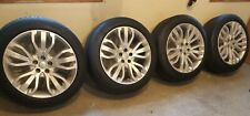 21' Range Rover Sport Wheels and Tires OEM