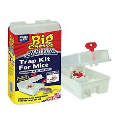 STV The Big Cheese Ultra Power Mouse Trap Station Kit STV563