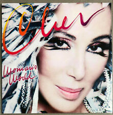 CHER * WOMAN'S WORLD * US 7 TRK PROMO * HTF! * CLOSER TO THE TRUTH * NEVINS