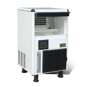Commercial cube ice machine,ice cube making machine,milktea shop ice maker