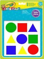 Crayola 93000 Mini Kids Jumbo Stickers Toy Set