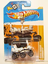 HOT WHEELS 2012 NEW MODELS MARS ROVER CURIOSITY #14/50