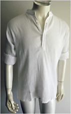 BNWT, Beach shirt,Kurta t,cheese cloth white size M