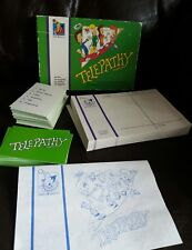 Vintage game - Telepathy (1989). Complete. Games for Giggles :  Serif