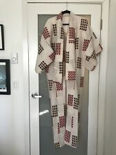 Vintage Handmade Japanese Silk Kimono Kabuki