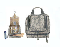 Camo Travel Organizer Accessory Toiletry Cosmetic Medicine Make-Up Kit Bag