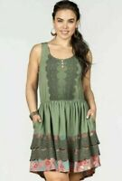 MATILDA JANE Light Rising Womens Dress Size L Large New In Bag Christmas Easter