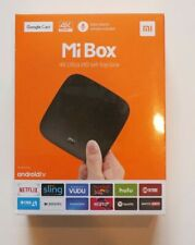 New Original Xiaomi Mi Box - 4K Ultra HDR TV Streaming Media Player with Voice