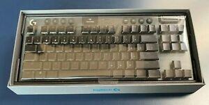 Logitech G915 TKL Clicky Lightspeed RGB Wireless Gaming Keyboard