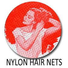 Vintage Nylon Haarnetz Finest HAIRNET für Pin Up Frisuren Rockabilly