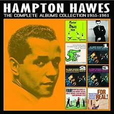 Hampton Hawes - Complete Albums Collection 1955-1961 [New CD]