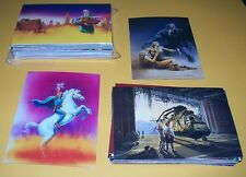 More Than Battlefield Earth - L. Ron Hubbard Art Complete Trading Card Set