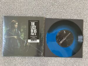 """Mondo Exclusive The Last of Us Part 2 7"""" Vinyl - NEW - Limited Edition"""