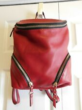 Vince Camuto Leather Backpack - Katja PEPPERBERRY (red) A342334