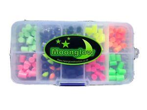Moonglow - attractor beads box. Plaice | flounder | sole | flatfish | bass