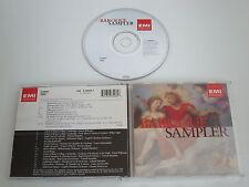 VARIÉS/BAROQUE SAMPLER(EMI CLASSICS 7243 5 68508 2 8) CD ALBUM
