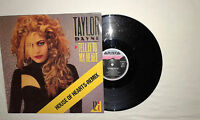 """Taylor Dayne – Tell It To My Heart -Disco Mix 12"""" 45 Giri Vinile Stampa 1987"""