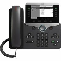Cisco CP-8811-K9 IP Phone with VOIP, New