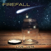 FIREFALL - Live... 1976. New CD + Sealed. **NEW**