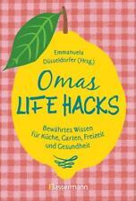 Omas Life Hacks (2017, Gebundene Ausgabe)