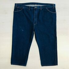 Men's Dickies Blue Jeans Size W52 L30