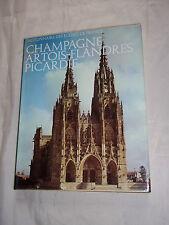 """""""DICT. DES EGLISES DE FRANCE - CHAMPAGNE - ARTOIS - FLANDRES - PICARDIE"""" (1969)"""