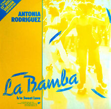 "Antonia Rodriguez - La Bamba - 12"" Maxi-C066 - Rarität - Ltd Edition - washed"