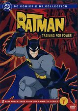 NEW DVD // The Batman: Training for Power - Season 1 Vol 1 // 63min //