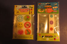 Mosquito Buster Band & Mosquito Patch Lot of One Pkg of each Nip our 2807
