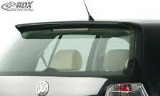 RDX Dachspoiler VW Golf 4 Heckspoiler Heck Dach Flügel Spoiler Dachkantenspoiler