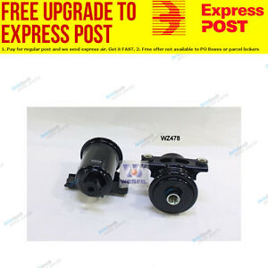 Wesfil Fuel Filter WZ478 fits Toyota Corolla 1.8 (AE112),SECCA 1.6 (AE101)