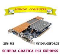 SCHEDA GRAFICA  PCI EXPRESS 256 MB  GeFORCE 7300 GS GV-NX GIGABYTE