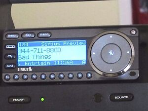 Satellite Radio Sirius Starmate 6/7/8/ST6C/ST7C/ST8/SST8/ Receiver only