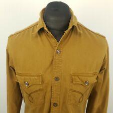 Gaastra Womens Shirt Blouse Button-Up XL Basic Pink Long Sleeve Regular Cotton