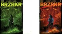 BRZRKR #1 VERY LIMITED KELLY GREEN & RED (ONLY 400 & 750 PRINTED) VARIANTS! 🔥