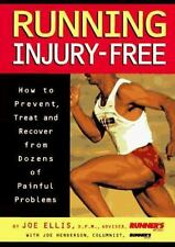 Running Injury-Free: How to Prevent, Treat and Recover from Dozens of-ExLibrary