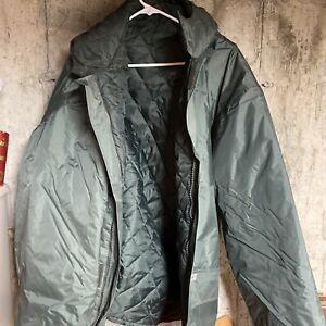 Ziegler's Hunting Jacket Green Vintage Men's Size XXL High-end German Made Hood