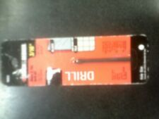 """Black and Decker 3/16"""" Glass and Tile Drill Bit Carbide Tip"""