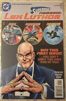 Superman's Nemesis: Lex Luthor DC Comic Books # 1 2 3 4 Michelinie Complete