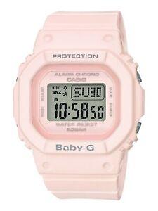 Casio Baby-G BGD560-4 Baby Pink Women's Watch