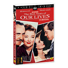 The Best Years Of Our Lives (1946) DVD - William Wyler(*New *Sealed *All Region)