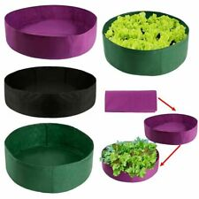Garden Planting Flower Plant Grow Bags Green Vegetables Box Planting Fabric Bed