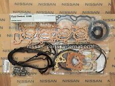 GENUINE NISSAN S13 CA18DET 200SX SILVIA ENGINE GASKET KIT SET OE PART A010144F2F