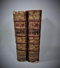 Claude-Joseph de FERRIERE Dictionnaire de Droit et de Pratique 1755 In-4°