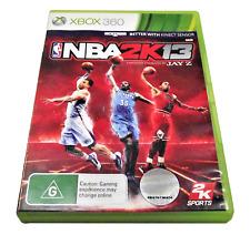 NBA 2K13 XBOX 360 PAL XBOX360
