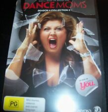 Dance Moms Season 4 Collection 2 (Australia Region 4) DVD – New (Not Sealed)