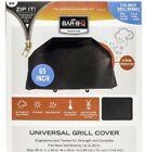 Mr Bar B Q Signature Grill Cover, Black, 65 x 20 x 45In.Model-94327BJGD.NEW.