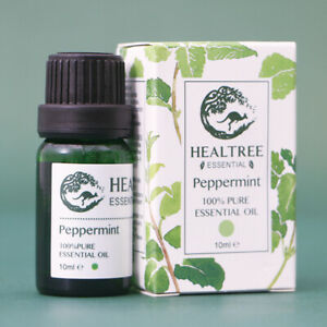 100% Pure Peppermint Essential Oil for Skin Care Diffuser Aroma Aromatherapy10ml
